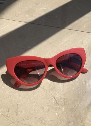 Новые очки zara