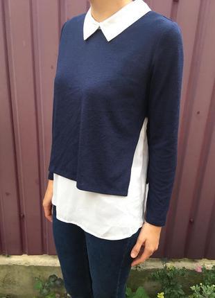 Кофта, свитер, рубашка, блуза, обманка atmosphere