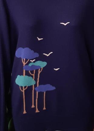 Оригинальный свитер дорогого английского бренда dickins & jones, цвет темнее2 фото