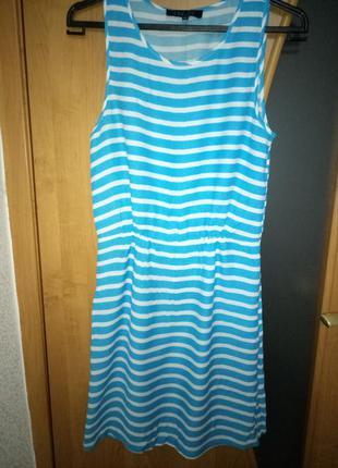 Супер платье в полоску incity