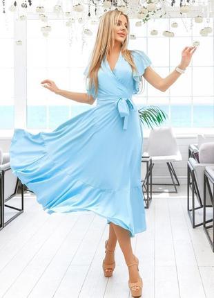 Платье рукав фонарь