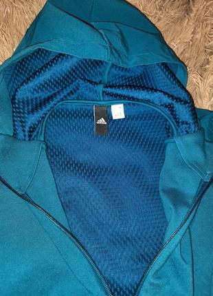 Спортивная кофта, худи adidas2 фото