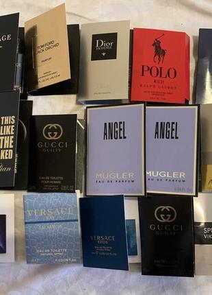 Пробник мужского парфюма