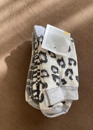 Набор высоких носков размер 39-42
