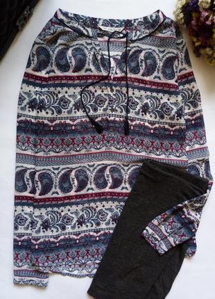 Стильная блуза, кофточка в стиле бохо