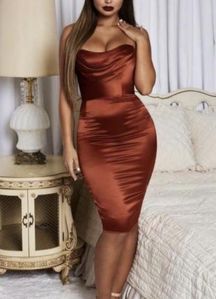 Платье корсетное миди. сукня корсетна міді