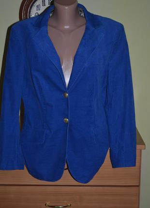 Стильный жакет пиджак дорогого бренда marc aurel