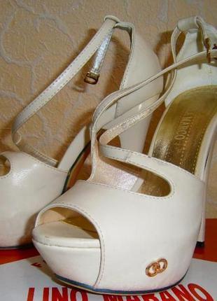 Брендовые туфли stella marco