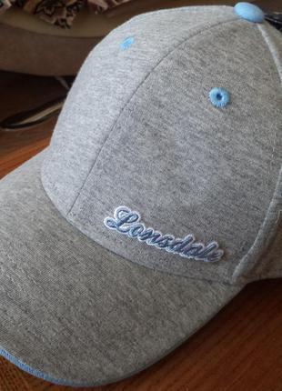 Кепка (бейсболка) lonsdale. оригинал