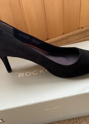 Rockport  total motion 75mm  туфли