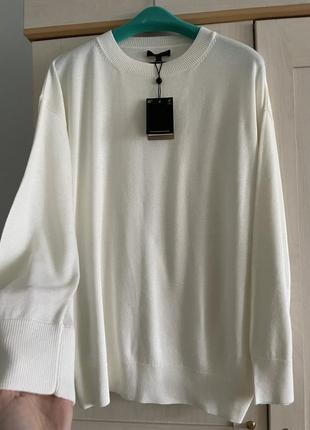 Massimo dutti новый свитер в стиле бойфренд