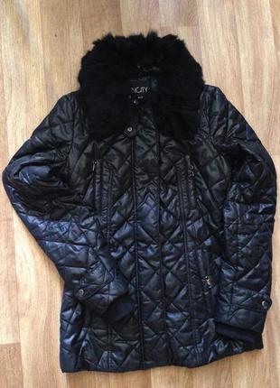 Демисезонная стёганая куртка incity