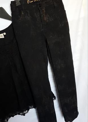 Эффектные, стильные джинсы  pierre cardin