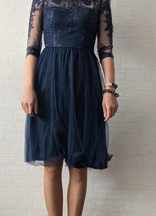 Платье chi chi лондон