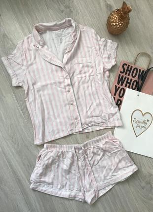 Пижама комплект шорты
