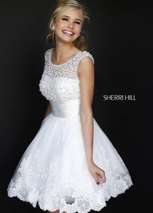 Платье выпускное | свадебное платье | платье sherri hill
