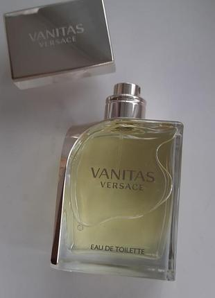 Духи versace vanitas
