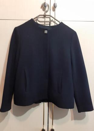 Пиджак короткий zara