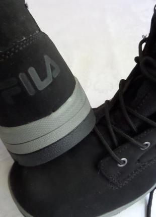 Ботинки fila  оригинал размер 43-44 длина стельки-29 см