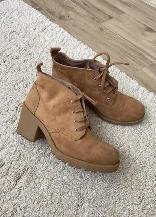 Крутезні черевички h&m (divided)