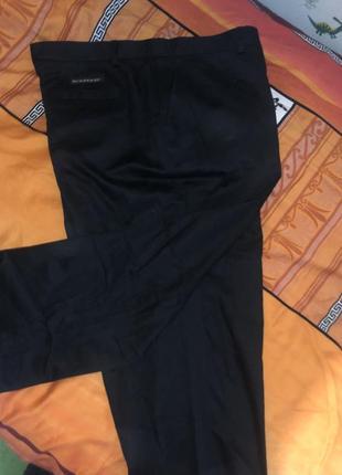 Укороченные широкие штаны/ брюки burberry golf