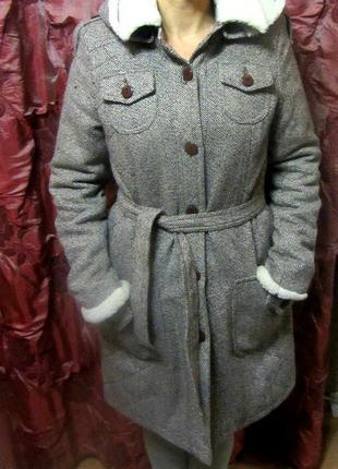 Трендовое пальто от ruta- s