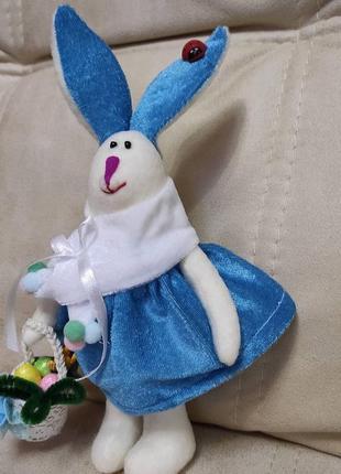 Интерьерный кролик,декор для дома