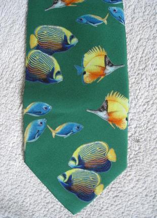 Шёлковый галстук fabric frontline zurich