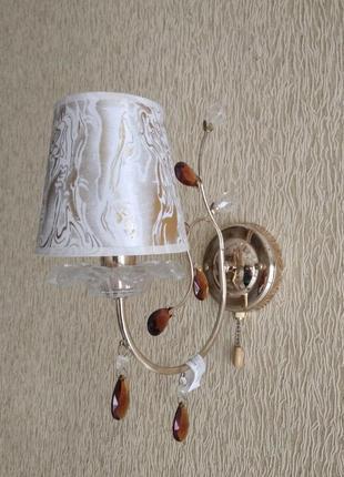 Бра светильник на стену с абажуром --- уценка