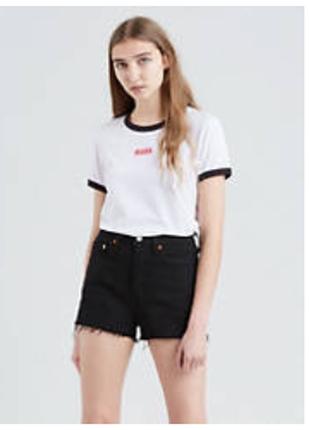 Женская футболка levis s