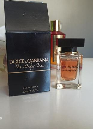 Dolce &gabbana the only one