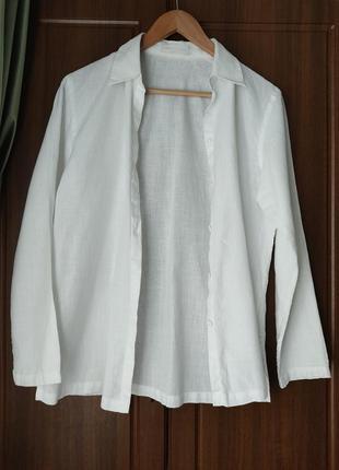 Рубашка лен