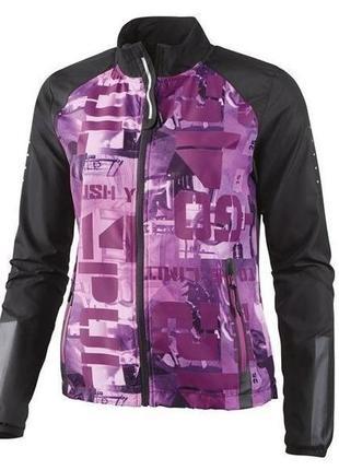 Легкая водоотталкивающая и водоотталкивающая куртка-ветровка crivit