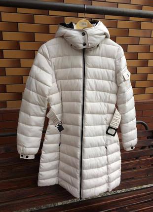 Тёплое пальто zuiki!