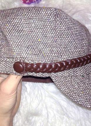 Осенняя кепка, берет