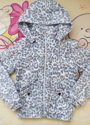Курточка, куртка демисезонная на девочку ростом 128-135см