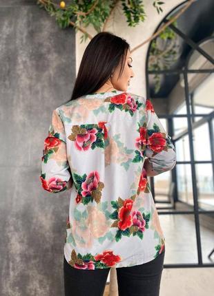 Блуза батал2 фото