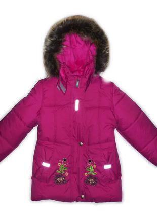 Зимняя куртка lenne р. 134