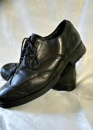 Мужские туфли, броги, оксфорды,42 размер.