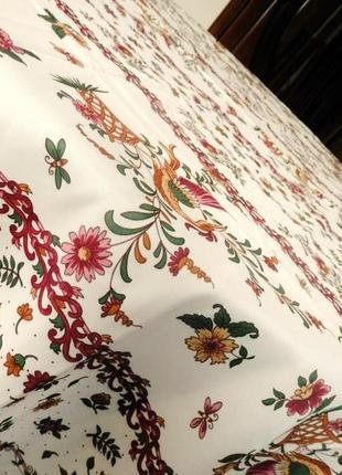 Водоотталкивающая скатерть 150 x120 см прованс франція декор пасха