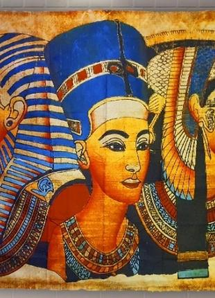 Картина текстильная гобелен настенный египет2
