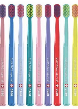 Зубна щітка curaprox  3960