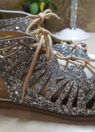 Басоножечки для модницы