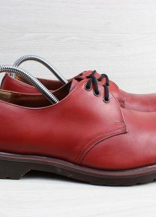 Мужские туфли / полуботинки dr. martens england оригинал, размер 42