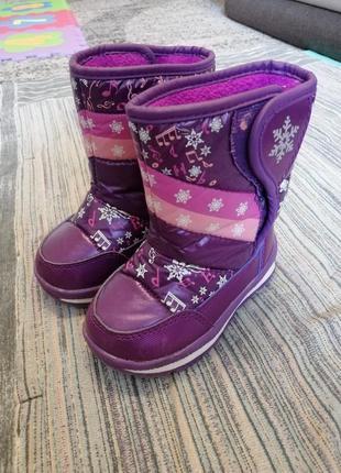 Розпродаж!!! чобітки tom. m 23 розмір 15 см