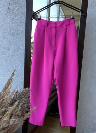 Трендові яскраві  штани new look