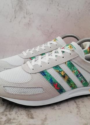Кроссовки adidas l. a. trainer aloha /zx 500 750 tubular yung