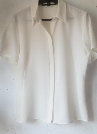 Винташная блуза в стиле massimo dutti