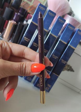 Lip liner - карандаш для губ, цвет 04 deep kiss kiko