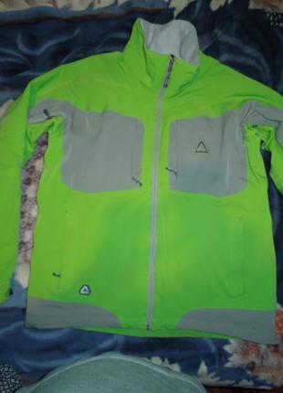 Лыжная куртка sos